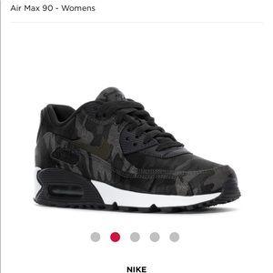 Nike Air Max 90 Camo Women's 🔥🔥🔥🔥🔥